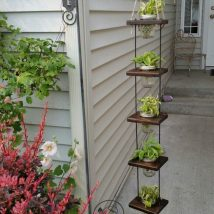 Diy Backyard Organizers 2 214x214 - More than 40 DIY Ways To Organize Your Backyard