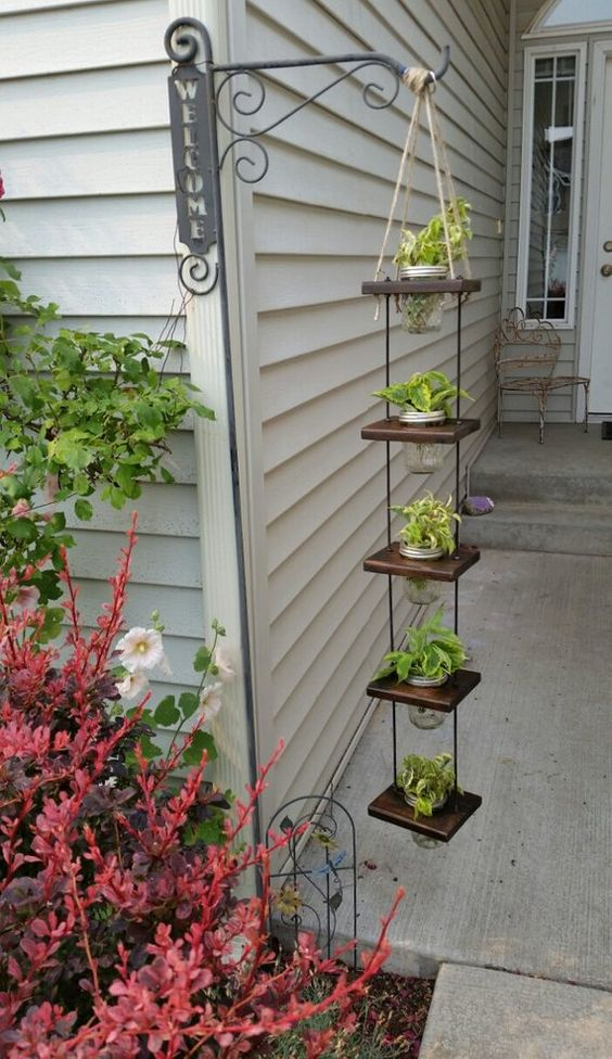 Diy Backyard Organizers 2 - More Than 40 DIY Ways To Organize Your Backyard