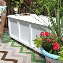 Diy Backyard Organizers 22 214x214 - More than 40 DIY Ways To Organize Your Backyard