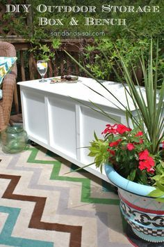 Diy Backyard Organizers 22 - More Than 40 DIY Ways To Organize Your Backyard