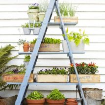 Diy Backyard Organizers 23 214x214 - More than 40 DIY Ways To Organize Your Backyard