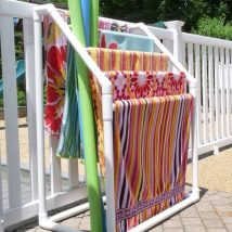 Diy Backyard Organizers 25 214x214 - More than 40 DIY Ways To Organize Your Backyard