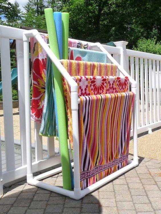 Diy Backyard Organizers 25 - More Than 40 DIY Ways To Organize Your Backyard