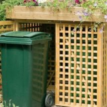 Diy Backyard Organizers 36 214x214 - More than 40 DIY Ways To Organize Your Backyard