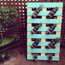 Diy Backyard Organizers 41 214x214 - More than 40 DIY Ways To Organize Your Backyard