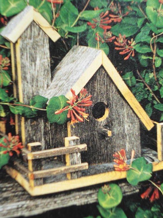 Diy Bird Houses 10 - 45+ Charming DIY Bird House Ideas For Your Backyard