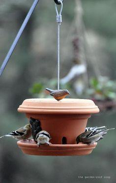 Diy Bird Houses 14 - 45+ Charming DIY Bird House Ideas For Your Backyard