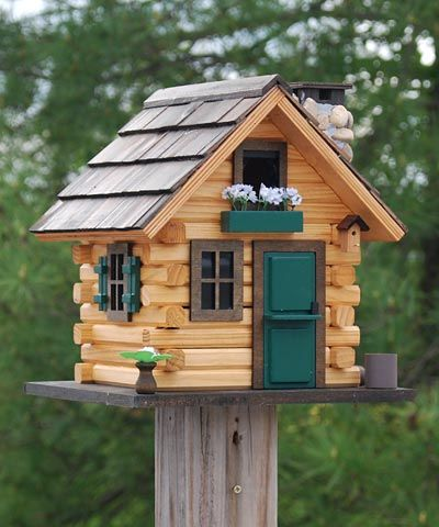 Diy Bird Houses 15 - 45+ Charming DIY Bird House Ideas For Your Backyard