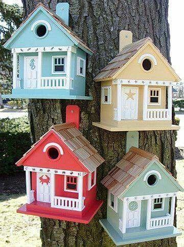 Diy Bird Houses 17 - 45+ Charming DIY Bird House Ideas For Your Backyard