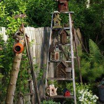 Diy Bird Houses 18 214x214 - 45+ Charming DIY Bird House Ideas For Your Backyard