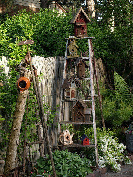 Diy Bird Houses 18 - 45+ Charming DIY Bird House Ideas For Your Backyard