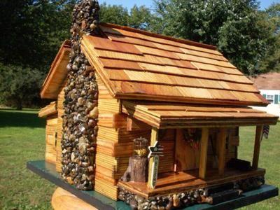 Diy Bird Houses 2 - 45+ Charming DIY Bird House Ideas For Your Backyard