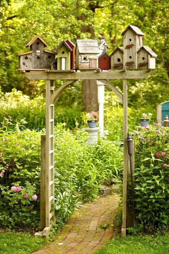 Diy Bird Houses 20 - 45+ Charming DIY Bird House Ideas For Your Backyard