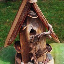 Diy Bird Houses 23 214x214 - 45+ Charming DIY Bird House Ideas For Your Backyard