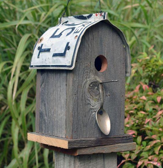 Diy Bird Houses 24 - 45+ Charming DIY Bird House Ideas For Your Backyard