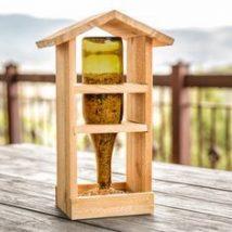 Diy Bird Houses 25 214x214 - 45+ Charming DIY Bird House Ideas For Your Backyard