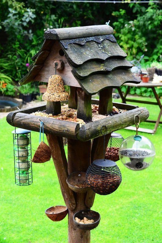 Diy Bird Houses 30 - 45+ Charming DIY Bird House Ideas For Your Backyard