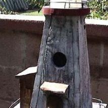 Diy Bird Houses 32 214x214 - 45+ Charming DIY Bird House Ideas For Your Backyard