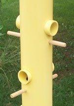 Diy Bird Houses 38 150x214 - 45+ Charming DIY Bird House Ideas For Your Backyard