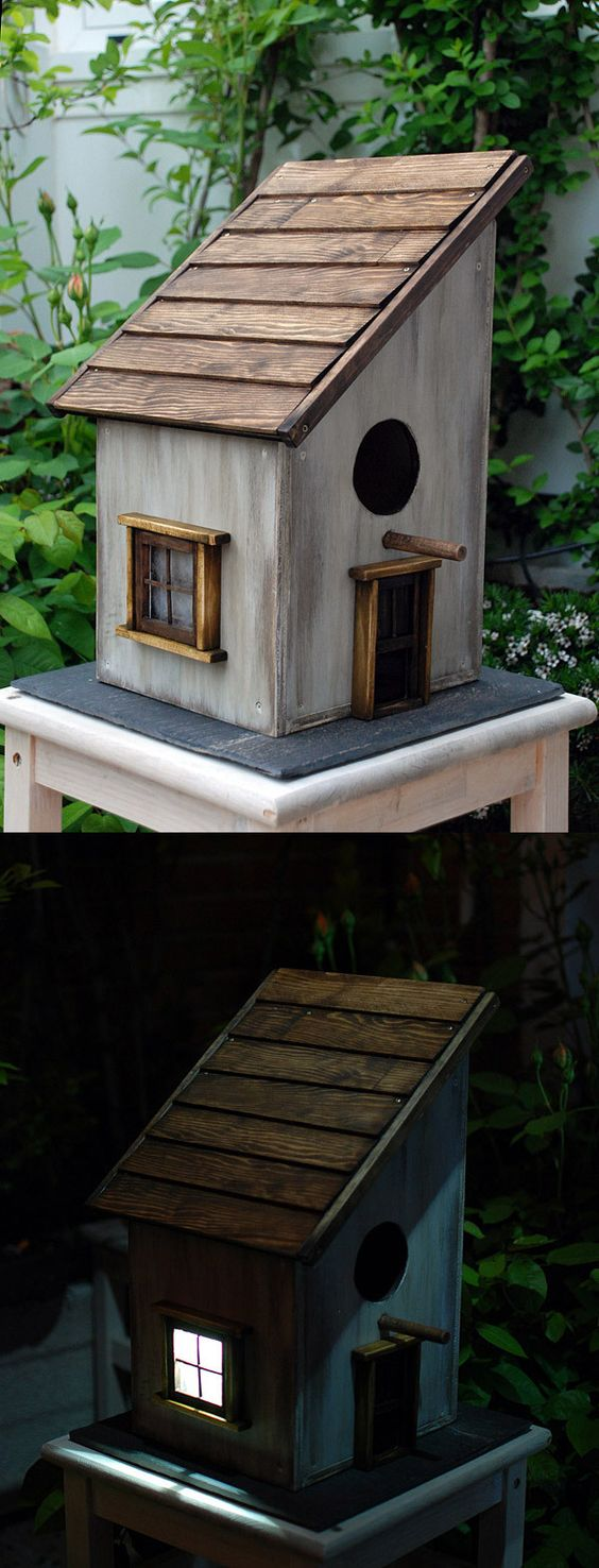 Diy Bird Houses 39 - 45+ Charming DIY Bird House Ideas For Your Backyard