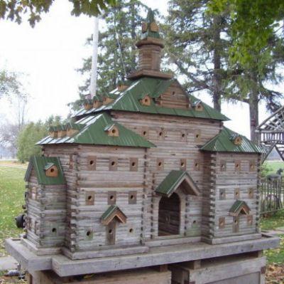 Diy Bird Houses 41 - 45+ Charming DIY Bird House Ideas For Your Backyard