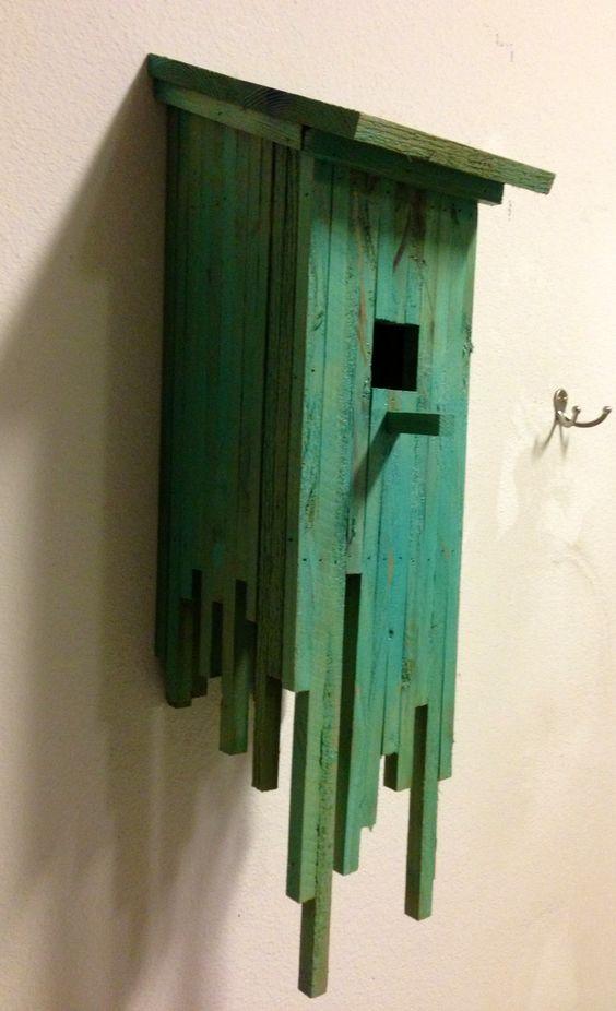 Diy Bird Houses 42 - 45+ Charming DIY Bird House Ideas For Your Backyard