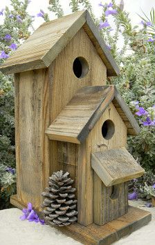 Diy Bird Houses 43 - 45+ Charming DIY Bird House Ideas For Your Backyard