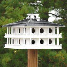 Diy Bird Houses 47 214x214 - 45+ Charming DIY Bird House Ideas For Your Backyard