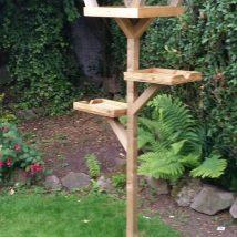 Diy Bird Houses 6 214x214 - 45+ Charming DIY Bird House Ideas For Your Backyard