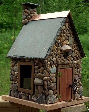 Diy Bird Houses 7 - 45+ Charming DIY Bird House Ideas For Your Backyard