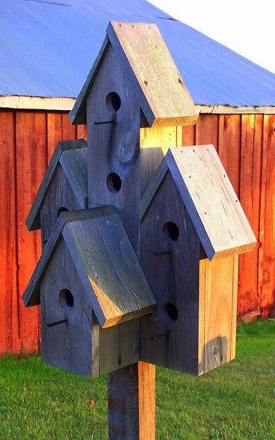 Diy Bird Houses 8 - 45+ Charming DIY Bird House Ideas For Your Backyard