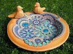 Diy Birdbath Projects 17 - 40+ DIY Bird Bath Projects Ideas
