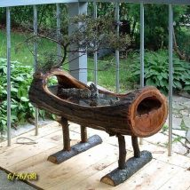 Diy Birdbath Projects 18 214x214 - 40+ DIY Bird bath Projects Ideas