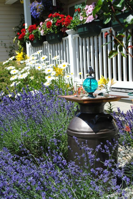 Diy Birdbath Projects 2 - 40+ DIY Bird Bath Projects Ideas
