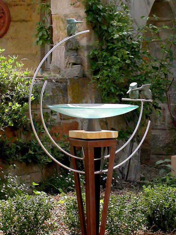 Diy Birdbath Projects 23 - 40+ DIY Bird Bath Projects Ideas