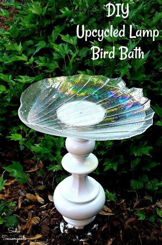 Diy Birdbath Projects 35 - 40+ DIY Bird Bath Projects Ideas