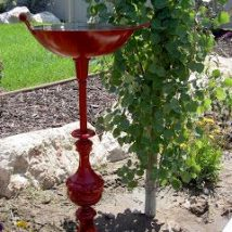 Diy Birdbath Projects 4 214x214 - 40+ DIY Bird bath Projects Ideas