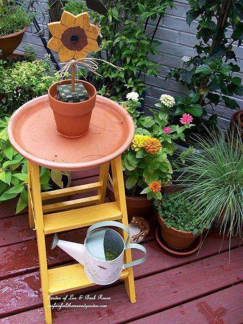 Diy Birdbath Projects 46 - 40+ DIY Bird Bath Projects Ideas