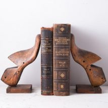 Diy Bookend Ideas 11 214x214 - 35+ Cool DIY Bookend Ideas