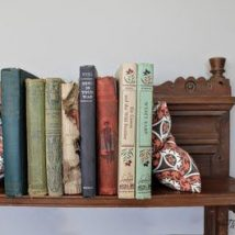 Diy Bookend Ideas 12 214x214 - 35+ Cool DIY Bookend Ideas