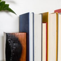 Diy Bookend Ideas 14 214x214 - 35+ Cool DIY Bookend Ideas