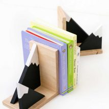 Diy Bookend Ideas 15 214x214 - 35+ Cool DIY Bookend Ideas