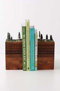 Diy Bookend Ideas 2 - 35+ Cool DIY Bookend Ideas