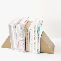 Diy Bookend Ideas 20 214x214 - 35+ Cool DIY Bookend Ideas