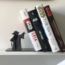 Diy Bookend Ideas 25 214x214 - 35+ Cool DIY Bookend Ideas