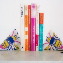 Diy Bookend Ideas 32 214x214 - 35+ Cool DIY Bookend Ideas