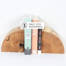Diy Bookend Ideas 36 214x214 - 35+ Cool DIY Bookend Ideas