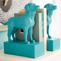 Diy Bookend Ideas 37 214x214 - 35+ Cool DIY Bookend Ideas