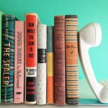Diy Bookend Ideas 39 214x214 - 35+ Cool DIY Bookend Ideas