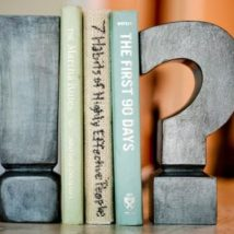 Diy Bookend Ideas 47 214x214 - 35+ Cool DIY Bookend Ideas